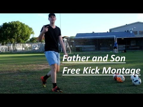 Father and Son Free Kick Montage