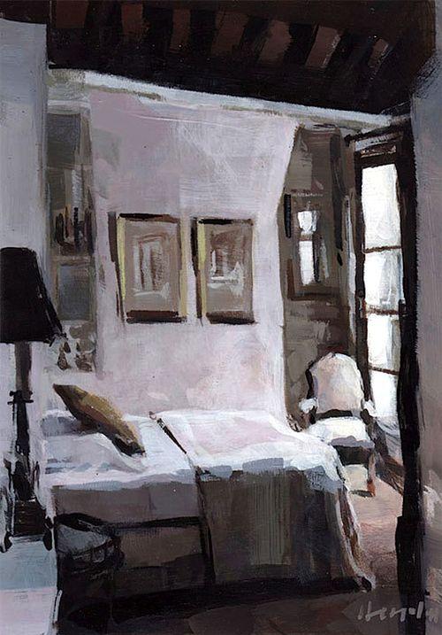 Chambre à Paris - David Lloyd