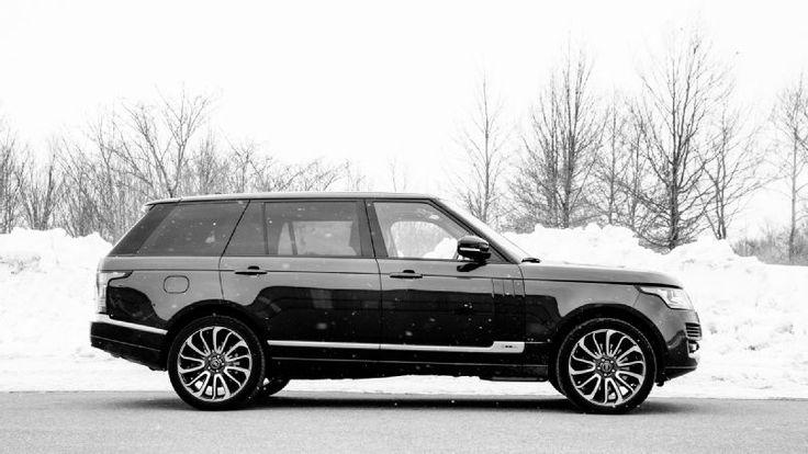 2014 Land Rover Range Rover Long Wheelbase Autobiography