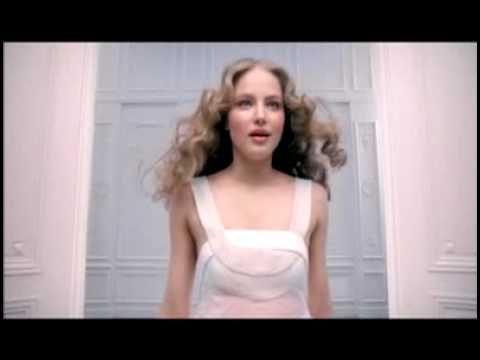Nina by Nina Ricci Fragrance commercial With Ruslana Korshunova.