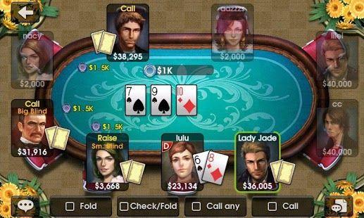 DH Texas Poker - screenshot thumbnail