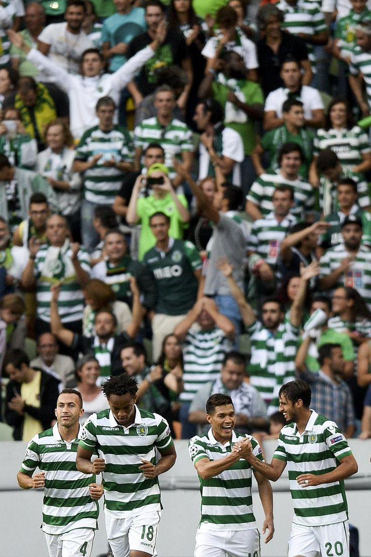 @Sporting leões #9ine
