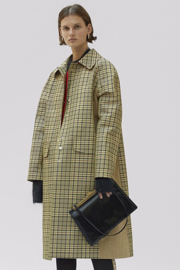 Céline Pre-Fall 2017 Fashion Show