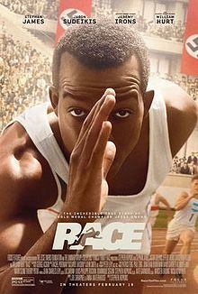 Stop by at 2pm on Friday, July 21 to see Race starring Stephen James, Jason Sudeikis, & Jeremy Irons(PG-13). Open to everyone & no registration is required.