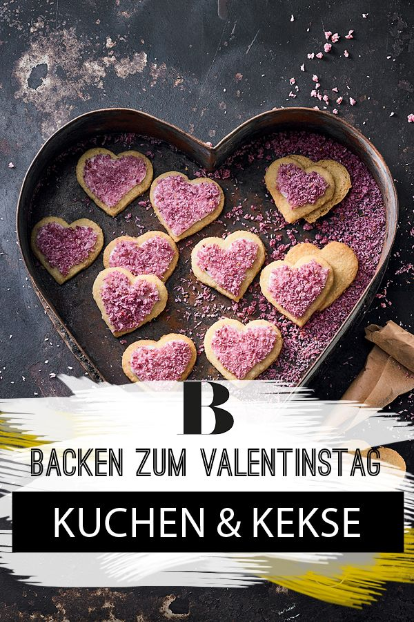 valentinstags kuchen f r die liebsten backen. Black Bedroom Furniture Sets. Home Design Ideas