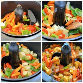 ActiFry Sweet and Sour Chicken
