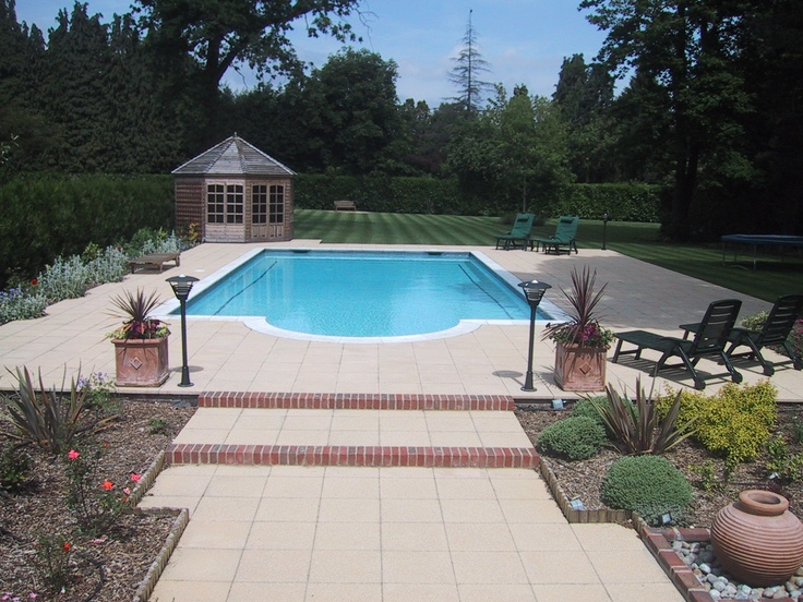 22 Best Pool Images On Pinterest Pool Ideas Pool Landscaping And Roman