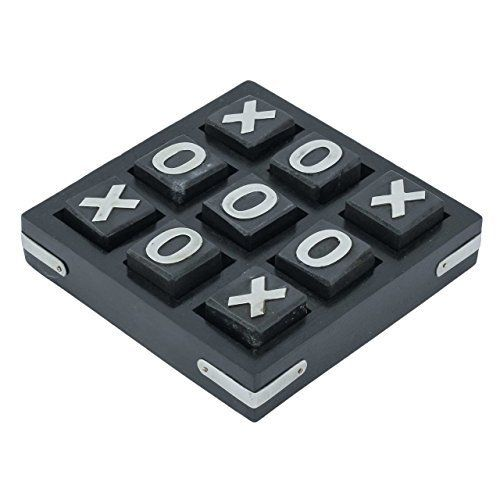 Crafts'man Wooden Tic Tac Toe Game. Size 7x7 Inches. Best seller in Games and Toys for Kids - http://www.bestseller.ws/blog/toys-and-games/craftsman-wooden-tic-tac-toe-game-size-7x7-inches-best-seller-in-games-and-toys-for-kids/