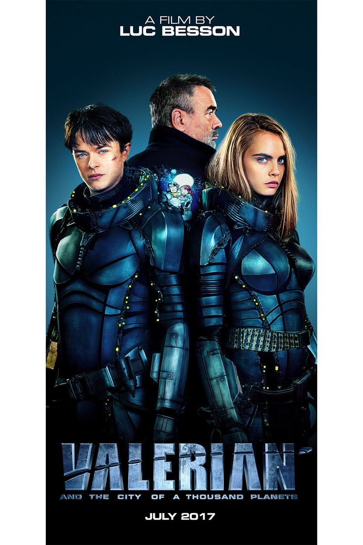 'Valerian' Luc Besson's upcoming sci-fi movie
