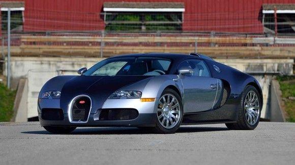 2006 Bugatti Veyron For Sale