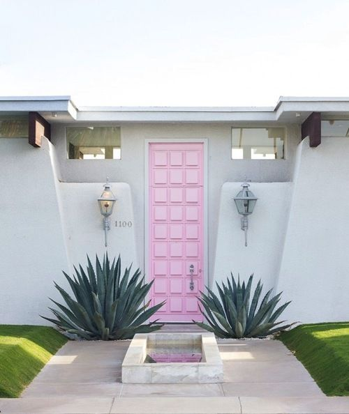 kazu721010:  Palm Springs Vacation Home / Moises Esquenazi