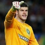 Fraser Forster: moves to Southampton FC