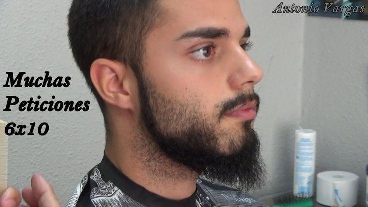 Muchas Peticiones 6x10 Barba victoriana y hacer crecer la barba