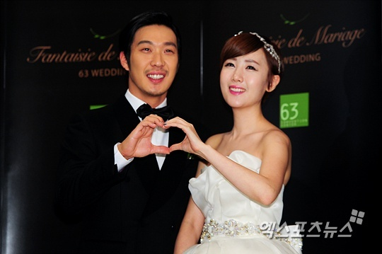 HaHa and Byul get married with great number of stars in attendance ~ Latest K-pop News - K-pop News   Daily K Pop News