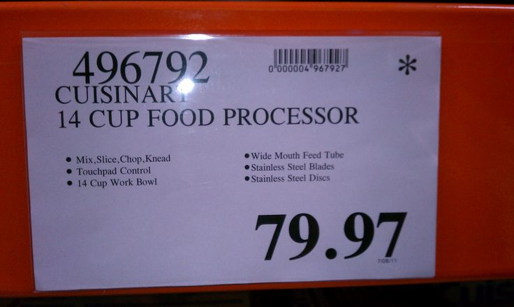 Costco price codes......next time you go to Costco, take this info with you!