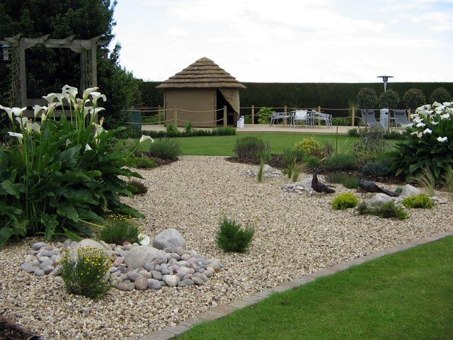 17 best images about xeriscape designs on pinterest for Landscaping rocks seattle