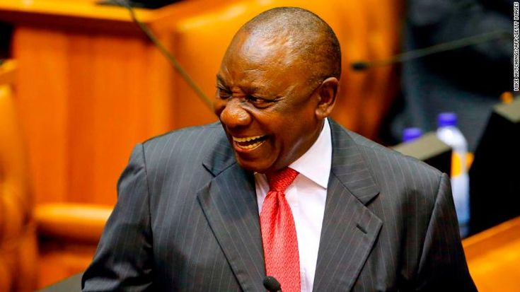 Ramaphosa promises 'a new dawn,' vows to crackdown on corruption. #SONA2018 #OurPresident