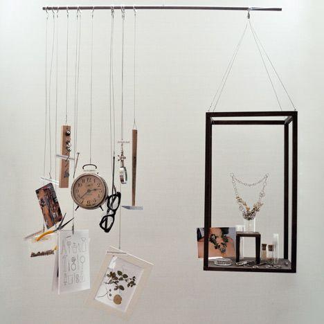 installation work at wait shop, Milan 2012: Weights Balance, Court Jewels, Mischer Traxl Partners, Vienna Design, Design Week, Interiors Design, Balance Exhibitions, Installations Display Art, Mischertraxl