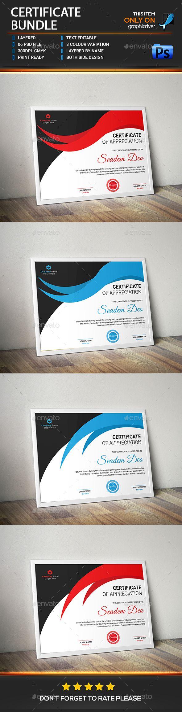 23 besten Certificate Template Design Bilder auf Pinterest ...