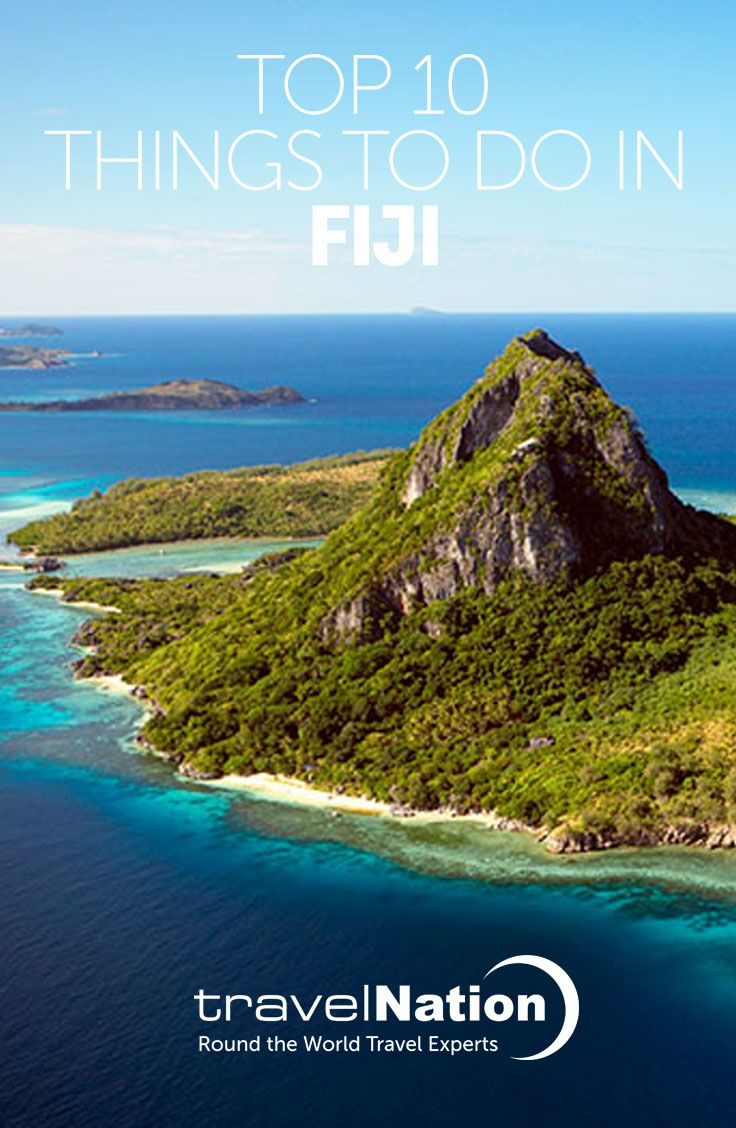 Quite possibly the happiest place on Earth, the South Pacific nation of Fiji promises tropical escapism. The swaying palms, kaleidoscope corals and emerald peaks of the Mamanuca and Yasawa islands are what real Fijian dreams are made of. Here's our Top 10 things to do in Fiji!