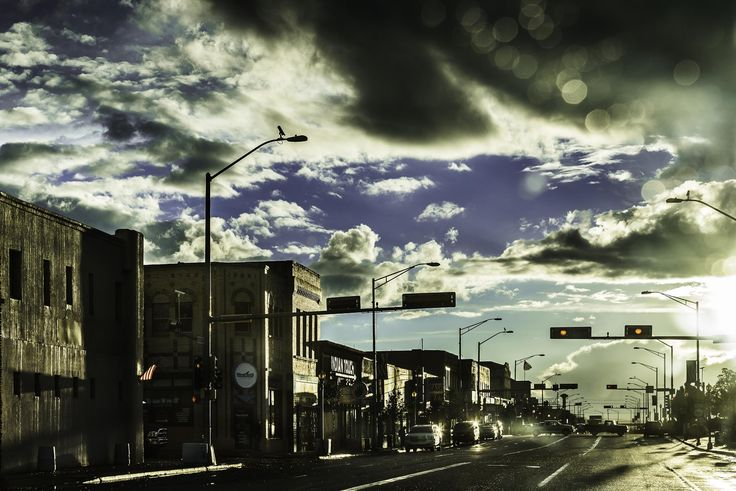 Gallup, New Mexico  - HouseBeautiful.com