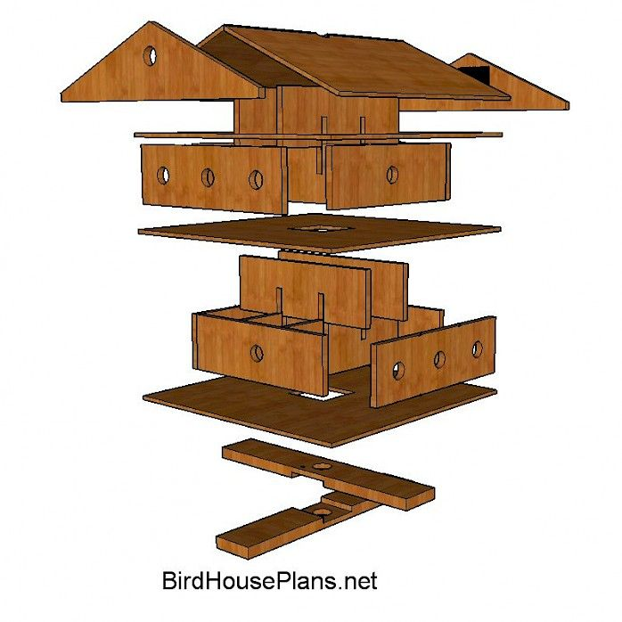 25 Best Ideas About Purple Martin House Plans On