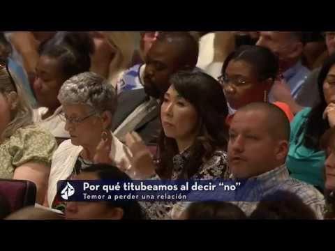 """VALENTÍA PARA DECIR """"NO"""" - En Contacto con el Dr. Charles Stanley - YouTube"""
