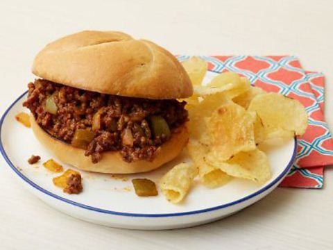 Ree's Recipe for Sloppy Joes : Forget the can. Ree's got a great recipe for easy & flavorful sloppy joes.
