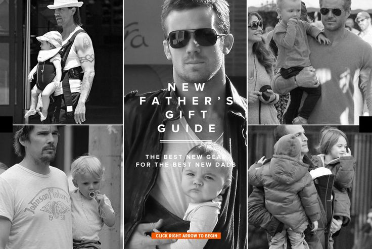 New Fathers Gift Guide - Gear Patrol