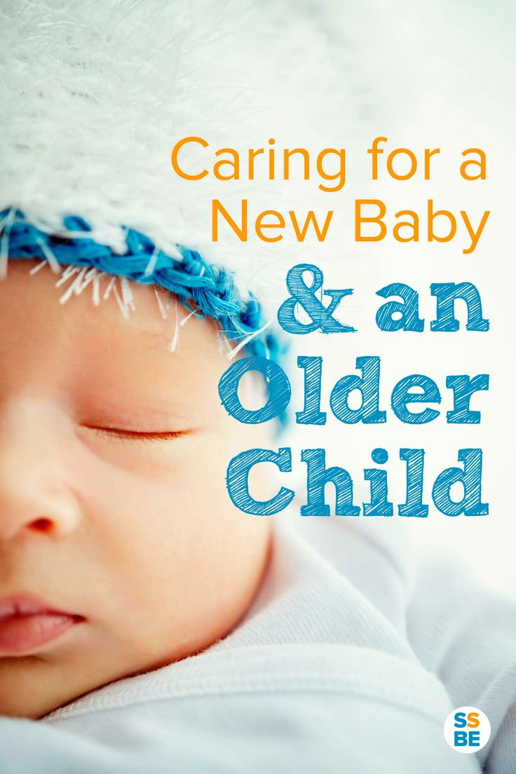 What do you do when you're caring for a baby AND your older child? Caring for two small children is a challenge. Here's how to balance the needs of your newborn and his siblings.