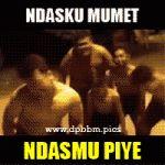 DP BBM Lucu Bahasa Jawa Ndasku Mumet Ndasmu Piye