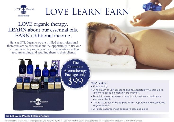 Luxury Nyr organic Compensation Plan