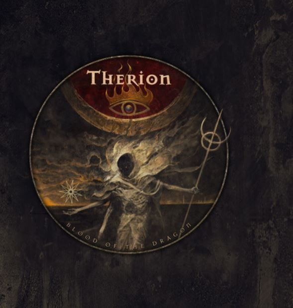 Therion - Blood of the Dragon - 2018. Album and Newsflash.