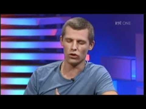 Irish Language - Discussion on the Late Late Show (Part 1)