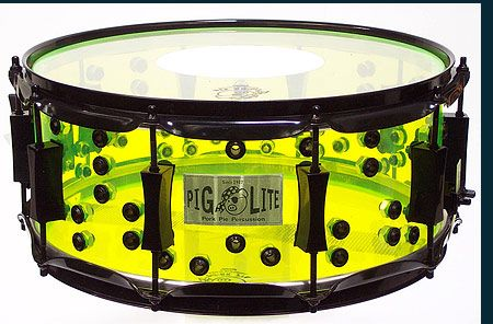 Pork Pie Percussion / Products: Acrylic Drums
