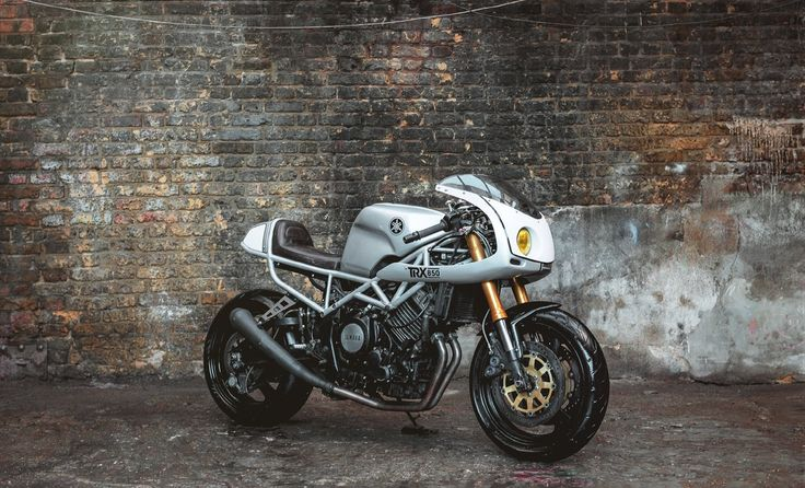 Seb Hipperson's TRX850 - The Bike Shed