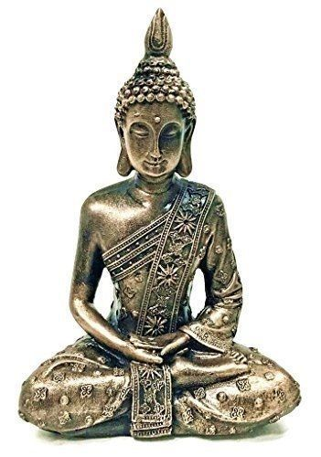 Thai Buddha Meditating Peace Harmony Statue. Enhance your home and garden by this grace full Buddha Statue symbol of peace and harmony. Statue is in meditating pose. Statue color isGolden. This means that we strive to satisfy you at all times! | eBay!