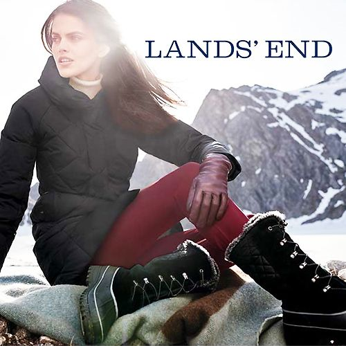 Lands End | Sale from $5  40% Off Site-Wide