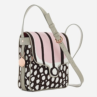 Mari's New Bags: so sweet and I love bags I can wear across my body.
