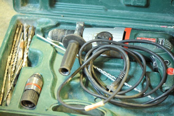 Je loue un perforateur #METABO Location Perforateur METABO Menthon-Saint-Bernard (74290)   Cluses (74300)