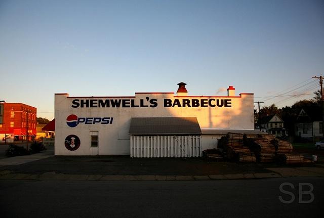 Shemwell's Barbecue, Cairo, IL