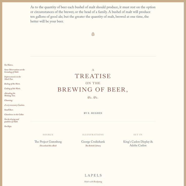Fonts Used: Caslon · Typewolf Typography Inspiration