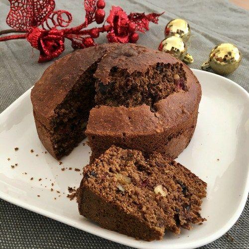 Un infaltable en los hogares esta Navidad: pan de pascua pero en versión más saludable. Nada mejor que un rico y aromáticos pan de pascua casero🎄🎅🏽