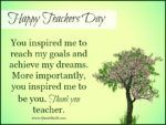 Thank you Greetings for Teachers Day