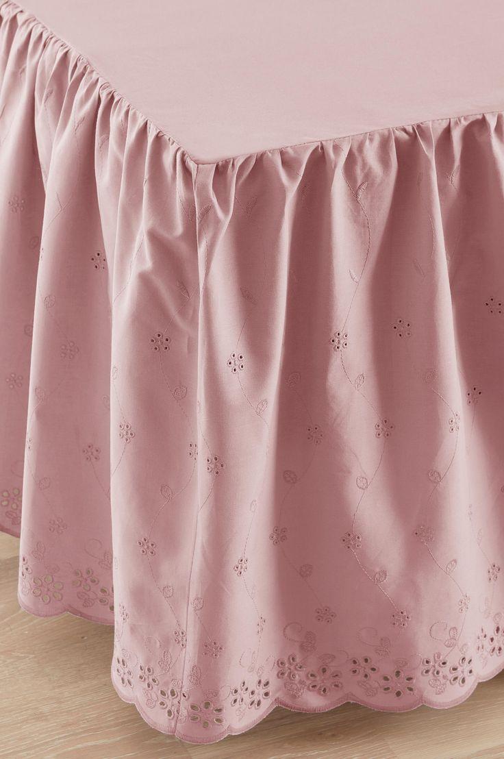 Alva ALVA sängkappa - Rosa - Sängkläder - Jotex.se