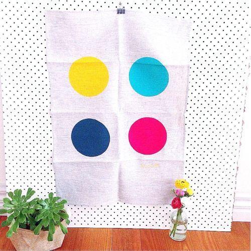Spots – Tea Towel