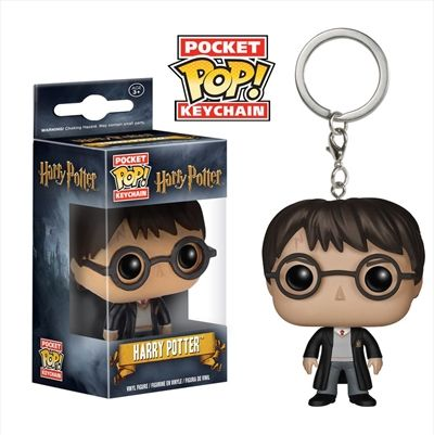 Harry Potter Pop Keychain Accessories, Accessories | Sanity