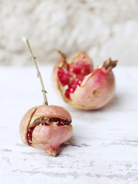 appledrane: Pomegranates