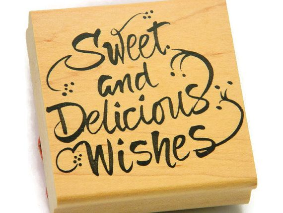 Sweet Delicious Wishes by Diana on Etsy