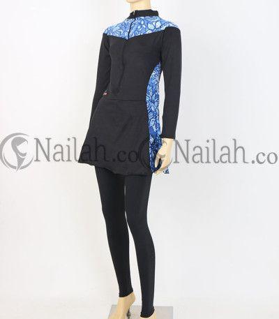 Baju Renang Muslimah Terbaru Claudia Rp 189,000 - www.nailah.co - HP/WA: 0878 8718 2020 Pin BB: 748A8C99